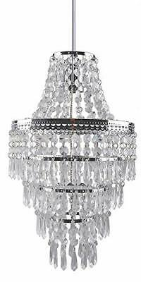 £25.74 • Buy Luxurious Crystal Chandeliers Lighting, K9 Chandelier Crystals Ceiling Bead With