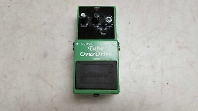 $ CDN12.09 • Buy Johnson TOD9 Tube Overdrive Guitar Effects FX Pedal