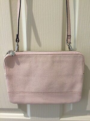 AU40 • Buy Oroton Bueno Double Clutch Cross Body Bag - Pink Sand