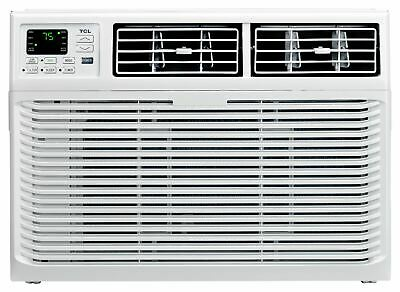 AU167.33 • Buy TCL 6,000 BTU White Window Air Conditioner With Remote