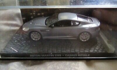 £5.99 • Buy James Bond Car Collection Aston Martin P&P Discount On Multiple Purchases.