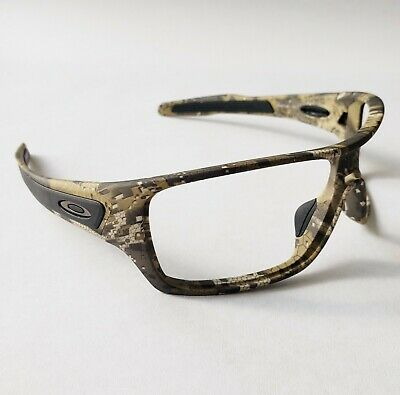 $99.99 • Buy Oakley Turbine Rotor Desolve Desert Bare Camo Replacement Frame Only Authentic