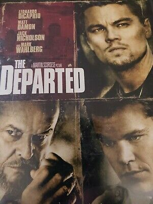 £0.70 • Buy The Departed Dvd
