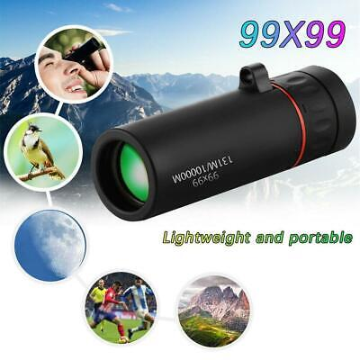 £4.68 • Buy High-magnification High-definition Monocular Night Vision Pocket Telescope