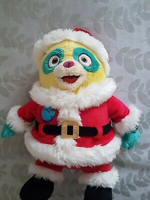 £8 • Buy Disney Store Special Agent Oso Bear Large Soft Toy Santa Father Christmas Plush
