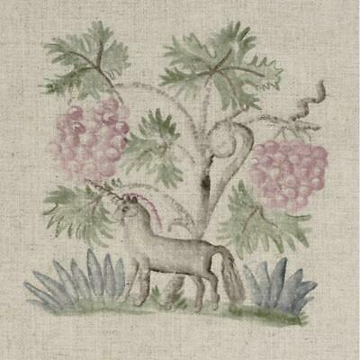 £115.99 • Buy ANDREW MARTIN CURTAIN FABRIC DESIGN  Hedgerow  3.6 METRES CERISE LINEN BLEND