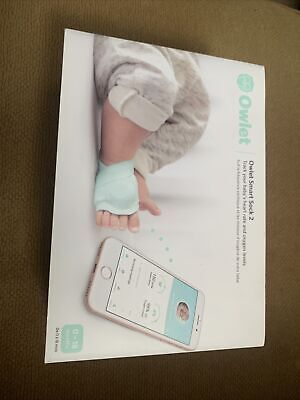 $ CDN166.82 • Buy Owlet Smart Sock 2 Baby Monitor/ Used A Handful Of Time. In Good Condition.