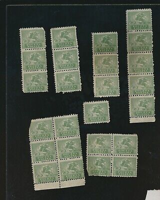 $2.50 • Buy Poland - 20 M. 1919  - #148 Mint 25 Stamps #ph-1