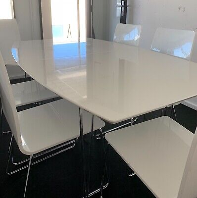 AU190 • Buy Freedom Dining Table, 6 Matching Chairs Included
