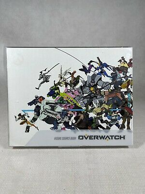 AU37.68 • Buy 2016 Overwatch Collector's Edition Visual Source Book And Sleeve - Blizzard Art