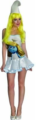 £10.90 • Buy  The Smurfs Sexy Smurfette Costume Dress, XSmall