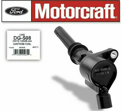 $19.88 • Buy 1Pack FORD Motorcraft DG-508 Ignition Coil 3W7Z-12029-AA Same Day Shipping
