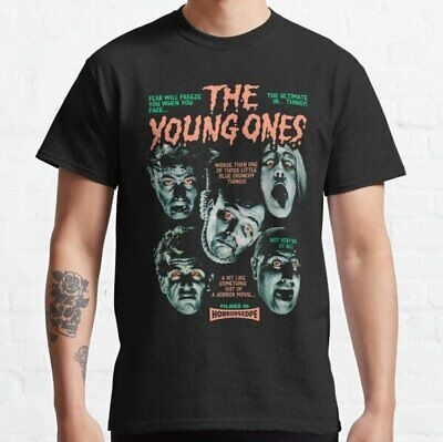 £13.66 • Buy THE YOUNG ONES Classic T-Shirt Unisex Tee For Men Women Size S-3XL Horror Retro