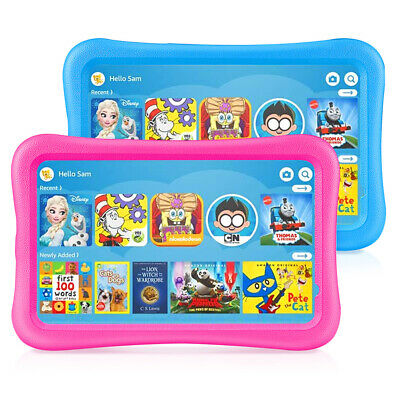 £46.99 • Buy 8''inch Kids Tablet Pc Android 9.0 Pie Google Play 2GB 32GB For Children Study