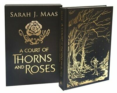 $23.81 • Buy A Court Of Thorns And Roses Collector's Edition By Sarah J Maas: New