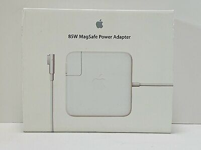 $34.90 • Buy Genuine Apple MacBook Pro - 85W MagSafe Power Adapter Charger (MX0J2AM/A) A2166