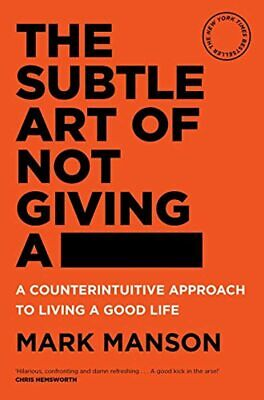 AU24.99 • Buy The Subtle Art Of Not Giving A F**k. New Paperback Free Express Shipping
