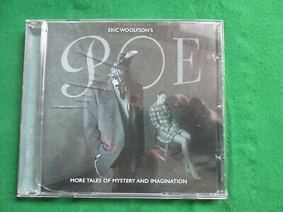 £9.99 • Buy Eric Woolfson's Poe - More Tales Of Mystery And Imagination - Lrec0374 - Cd