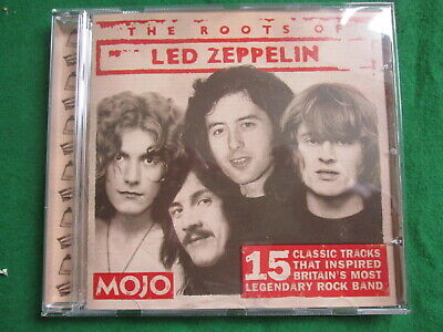 £2.50 • Buy Mojo - The Roots Of Led Zeppelin - 2004 - Cd