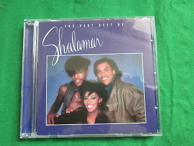 £2.99 • Buy The Very Best Of Shalamar - 2000 Sanctuary Records Cmrcd038 - Cd