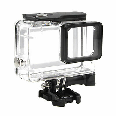 $ CDN15.66 • Buy Waterproof Housing Case Diving Protective Cover Gopro Hero 7 Silver/White New US