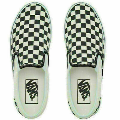 £16.55 • Buy Vans Classic Mens Women Sneakers Slip On Trainers Skate Shoes All Size Sports