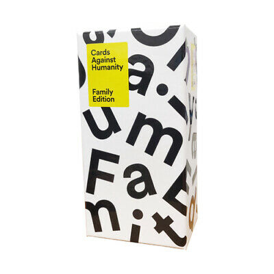 AU31.99 • Buy Cards Against Humanity: Family Edition Melbourne Stock