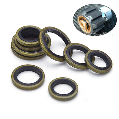 £13.19 • Buy Bonded Seal Washers ~ Dowty Sealing Washer Hydraulic Oil Petrol Sealing Washers