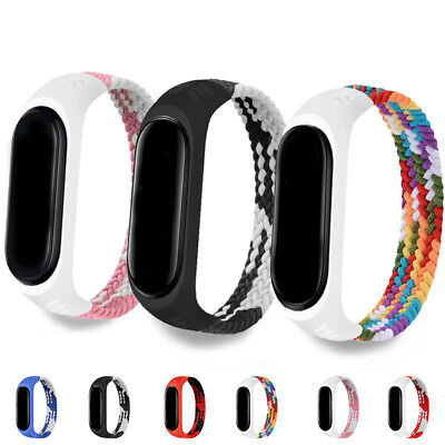 $2.28 • Buy Fits For Xiaomi Mi Band 3/4/5/6 Bracelet Watch Band Wrist Band Strap Replacement