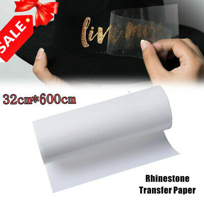 £6.06 • Buy 6M Clear Vinyl Application Tape For Car Wall Craft Art Decal Transfer Paper UK