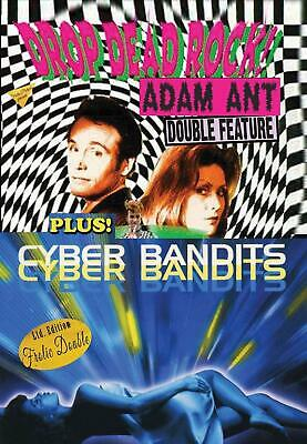 £17 • Buy Drop Dead Rock + Cyber Bandits NEW Grindhouse DVD Adam Ant Double Feature HTF