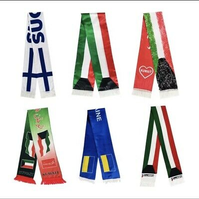 £13.99 • Buy Palestine Flag Scarf. Limited Edition! FREE Delivery
