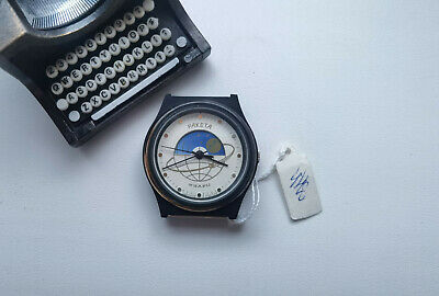 £59.56 • Buy Rare Collectible RUSSIAN WATCH RAKETA MOONPHASE MOON DAY NIGHT NOS NEW OLD STOCK