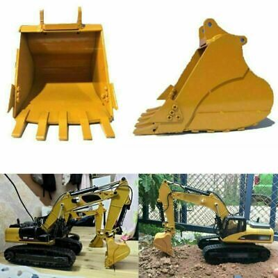 £23.95 • Buy For HuiNa 580 Excavator RC Car 23 Channel All Metal 580 Simulation Bucket 336D