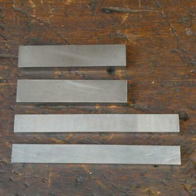 £40 • Buy Precision Tools - 2 X Pair's Of Engineers Parallels - 170x20x10mm & 115x25x13mm