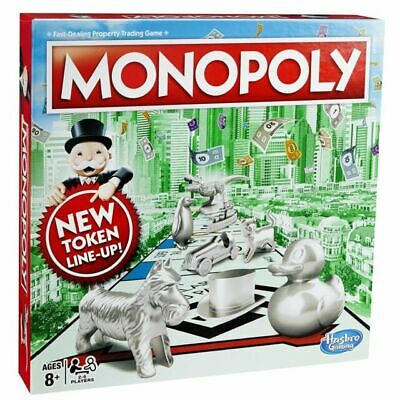 £17.49 • Buy Monopoly Classic New Token Line Up - BRAND NEW AND SEALED