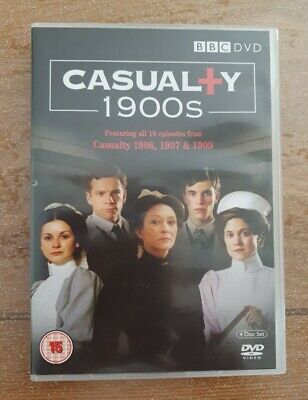 £18 • Buy Casualty 1900s [DVD] - DVD  Posted Free SAME WORKING DAY!!