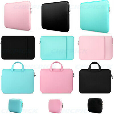 AU16.99 • Buy Notebook Sleeve Pouch Case Hand Bag For 11 12 13 15  16'' Macbook Air/Pro/Retina