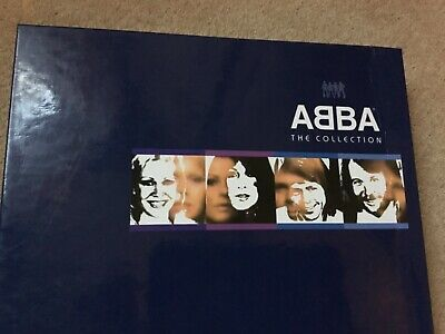 £25 • Buy ABBA The Collection