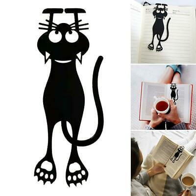 £2.10 • Buy 3D Stereo Kawaii Bookmark Cartoon Lovely Hollow Out Cat Bookmark