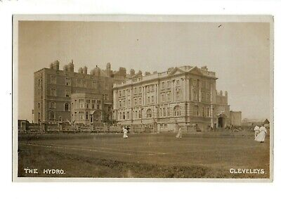 £3 • Buy RP Postcard - Tennis Courts, The Hydro, Cleveleys, Lancashire.