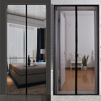 £7.29 • Buy Magic Curtain Door Mesh Magnetic Fastening Mosquito Fly Bug Insect Net Screen