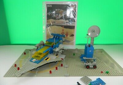 £129.99 • Buy VINTAGE LEGO 928 Galaxy Explorer Space Classic 1979 With Instructions Bundle