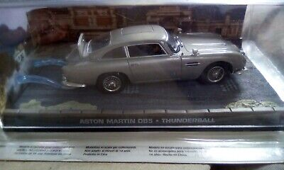 £5.79 • Buy James Bond Car Collection Aston Martin P&P Discount On Multiple Purchases.