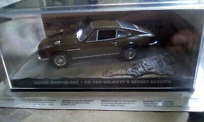 £6.25 • Buy James Bond Car Collection Aston Martin P&P Discount On Multiple Purchases.