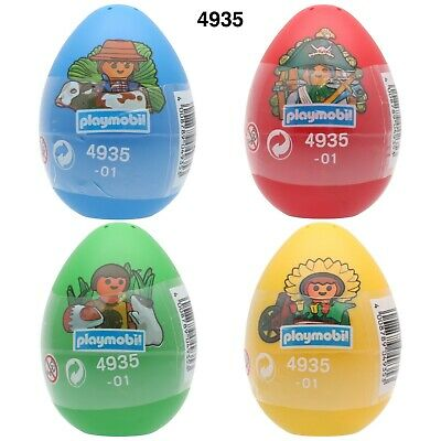 £20.52 • Buy Playmobil Promo Eggs Oster-Spezial Easter Eggs Colourful 4935