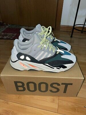 $ CDN642.90 • Buy Size 10 - Adidas Yeezy Boost 700 V1 Wave Runner VNDS Fast Shipping