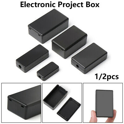 £4.72 • Buy Enclosure Boxes Waterproof Cover Project Electronic Project Box Instrument Case