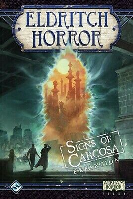 £22.69 • Buy Eldritch Horror Board Game: Signs Of Carcosa Expansion