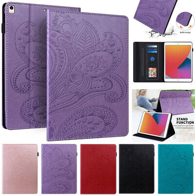 AU23.39 • Buy For IPad 5 6 7 8 Mini Air 3 4 Pro 10.5 11 Leather Stand Smart Wallet Case Cover